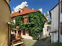 Český Krumlov ubytování 34 lidí  ubytování