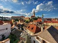 Castle View Apartments Český Krumlov ubytování - ubytování Český Krumlov