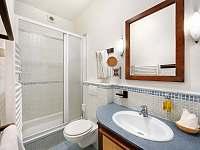 Koupelna apartmány: 2,4,6 a 7 - Český Krumlov