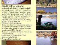 Týn nad Vltavou - chata k pronájmu - 24