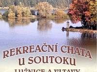 Levné ubytování Koupaliště Radětice - Cihelna Chata k pronájmu - Týn nad Vltavou
