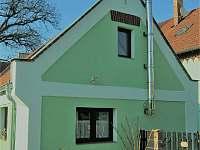 Domeček - pronájem apartmánu Třeboň