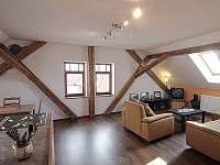 Podkroví - apartmán ubytování Třeboň