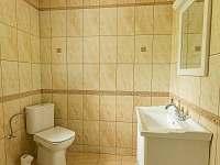 Koupelna - pronájem apartmánu Český Krumlov - Domoradice