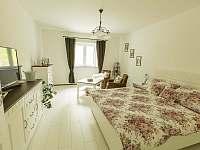 Ložnice 2 - apartmán ubytování Český Krumlov - Domoradice