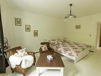 Ložnice 2 - apartmán k pronájmu Český Krumlov - Domoradice