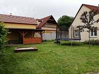 ubytování Černá v Pošumaví Chata k pronájmu