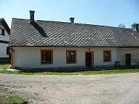 chalupa - Česká Olešná