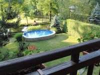 Soběslav chata  pronájem