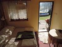 pohled z ložnice - Soběslav