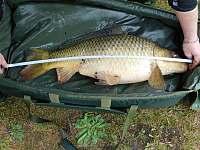 ryby u nás - chata ubytování Soběslav