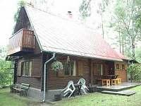 Ubytování U Pávka - chata k pronajmutí - 8 Vlkov nad Lužnicí