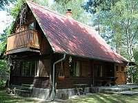 ubytování na Českokrumlovsku Chata k pronájmu - Vlkov nad Lužnicí