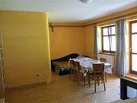 Ubytování Kubínovi_Nová Hlína 32_Velký nový apartmán - chalupa k pronájmu