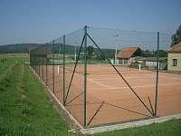 tenisový kurt, hřiště, volejbalové hřiště