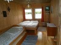 ubytování Jižní Čechy na chatě k pronajmutí - Pomezí pod Landštejnem