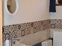 Koupelna - chata k pronájmu Lipno nad Vltavou - Kobylnice