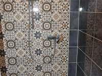Sprchový kout - pronájem chaty Lipno nad Vltavou - Kobylnice