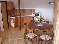 apartmán 1 - chalupa ubytování Domanín