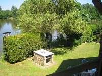 Levné ubytování  Spolský rybník Chata k pronájmu - Jilovice - Vlachnovice