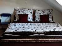 Apartmán- Koupelna, dva pokoje s kuchyňským koutem - ubytování Hamr
