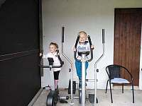 Fitness u Lenky - Hamr