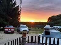 Krásné západy slunce - Hamr