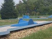 Minigolf - Hamr