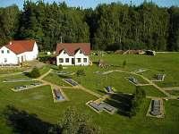 Chaty a chalupy Staňkovský rybník v penzionu na horách - Hamr