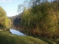 okolí chaty - Dobronice u Bechyně