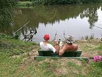 rybaření - Dobronice u Bechyně