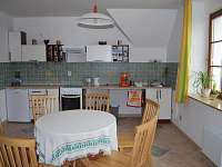 apartmá Naděje kuchyně