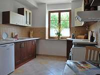 apartmá Víra kuchyně