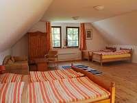 Láska - velká ložnice