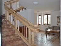 spodní hala - apartmán k pronájmu Klec
