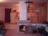 ubytování  v apartmánu na horách - Lišov
