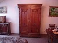 Interiér ubytování U Maxe - pronájem apartmánu Lišov