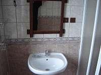Koupelna - pronájem apartmánu Lišov