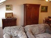 Ubytování v rodinném penzionu U Maxe - apartmán k pronajmutí Lišov