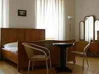 Pronájem pokojů v penzionu Zámecká Lomnice nad Lužnicí