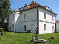 Ubytování se zahradou Lomnice nad Lužnicí -