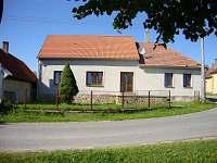 Chalupa k pronájmu - okolí Litschau