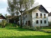 ubytování na Lipensku Chalupa k pronajmutí - Malčice