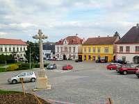jistebnické náměstí -