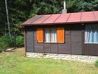 Chata k pronajmutí - okolí Hrutkova
