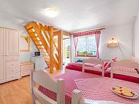 Chlum u Třeboně ubytování 21 lidí  ubytování