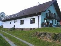 Penzion na horách - dovolená Českobudějovicko rekreace Staré Hutě