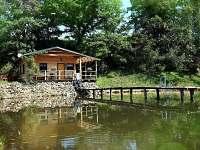 Chata ubytování v Modleticích