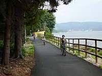 Cyklostezky Lipenska - Černá v Pošumaví