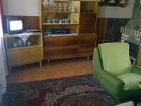 obývák v přízemí
